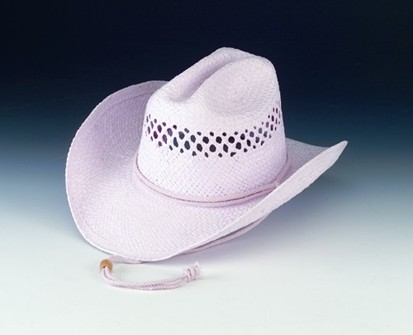 34d6dc2846f Youth Western Hat with Vented Crown - Asst. Colors